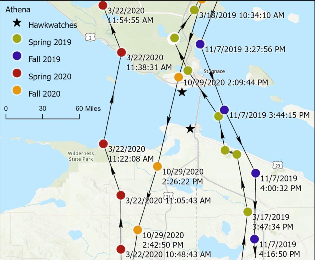 Athena GPS Tracking